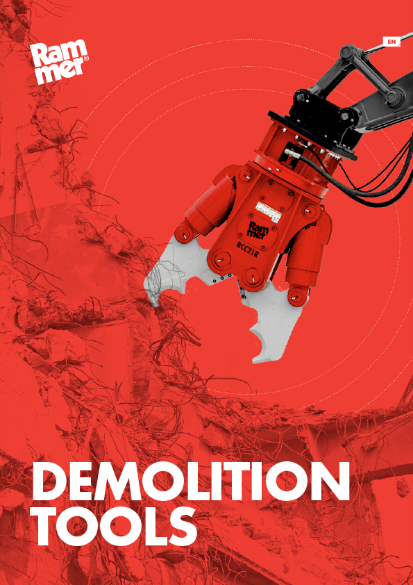 RAMMER DEMOLITION TOOLS