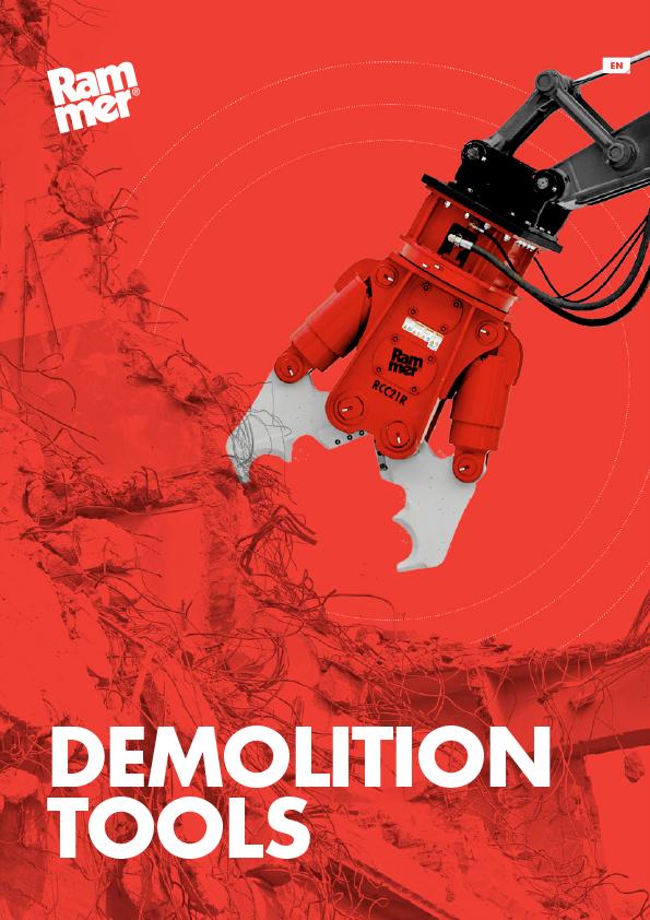 RAMMER DEMOLITION TOOLS