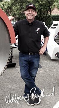 Wolfgang Reinhard - GroundTec Equipment Managing Director - 0419 011839
