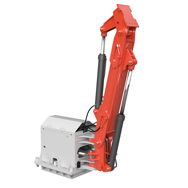 Rammer Booms - XM Series - XM300
